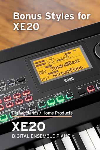 Bonusové štýly pre XE20