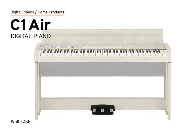 C1 Air White Ash