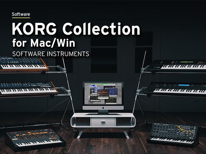 KORG Collection