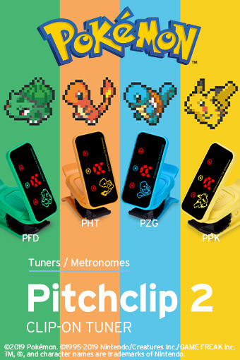 Pitchclip 2 Pokemon