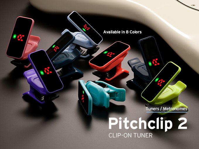 Pitchclip 2 Color