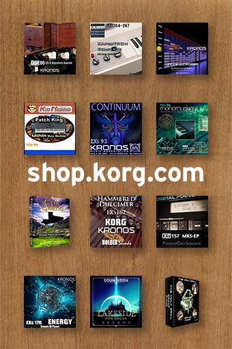 Shop KORG.com