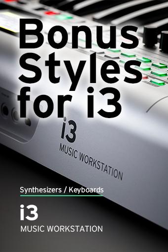 Bonusové styly pro i3